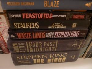 King novels